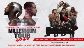 Millennium Tour Cleveland 2020