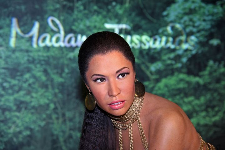 Evelyn Burdecki Unveils Wax Figure Of Nicki Minaj At Madame Tussauds Berlin