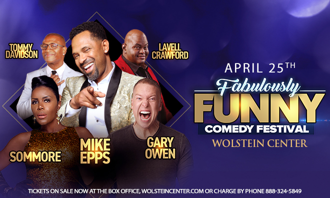 Fabulously Funny Comedy Show