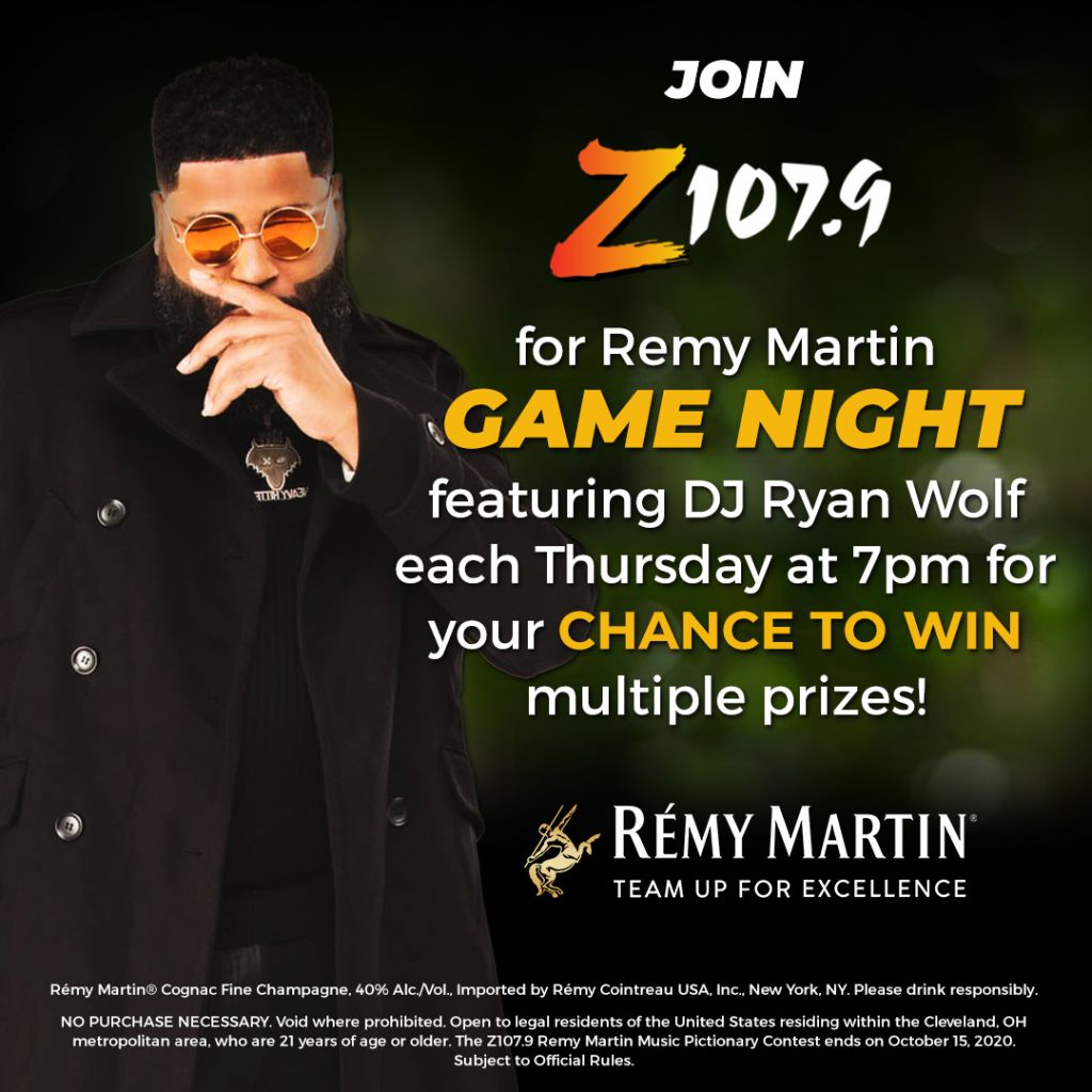 Remy Martin Game Night