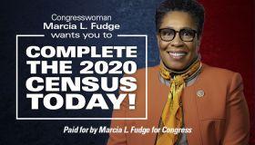 Rep. Marcia L. Fudge Census
